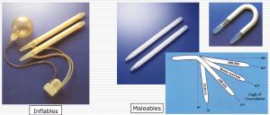Tipos Prótesis de pene
